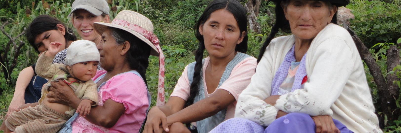 Organic Groundnut Bolivia